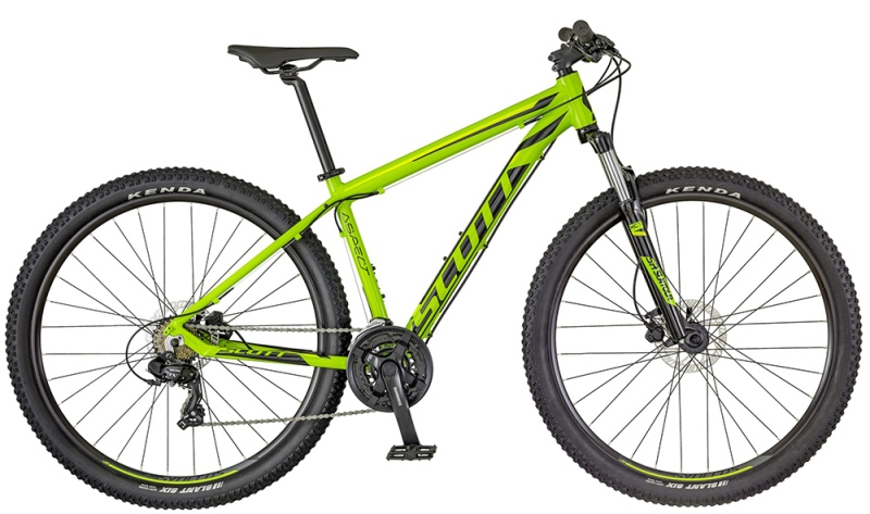 SCOTT ASPECT 760 (2018) (M) GRN/YL